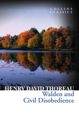 Book Walden and Civil Disobedience (Collins Classics) by Henry David Thoreau