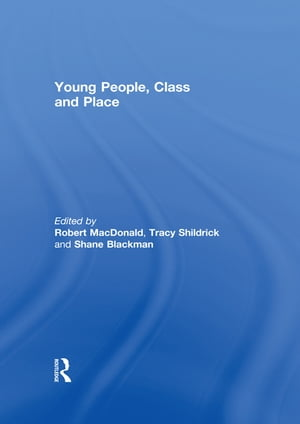 Young People,  Class and Place