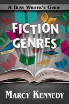 Fiction Genres by Marcy Kennedy