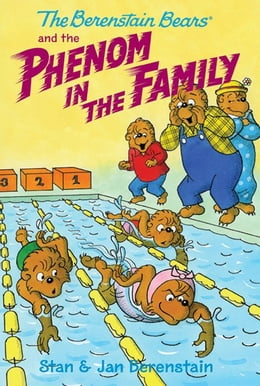 Book The Berenstain Bears Chapter Book: The Phenom in the Family by Stan Berenstain