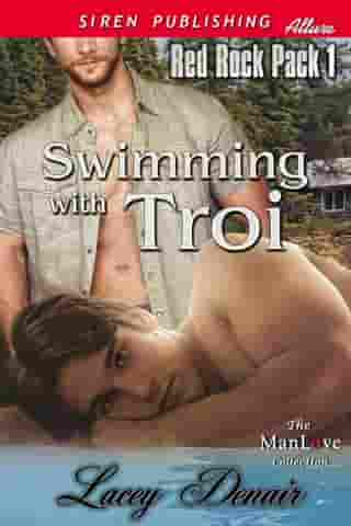 Swimming with Troi