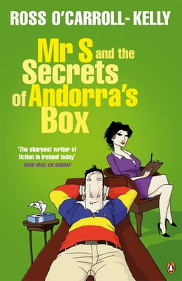 Book Mr S and the Secrets of Andorra's Box by Ross O'Carroll-Kelly
