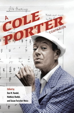 Book A Cole Porter Companion by Don M. Randel