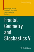 Fractal Geometry and Stochastics V