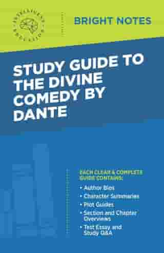 Study Guide to The Divine Comedy by Dante