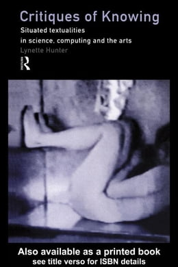 Book Critiques of Knowing by Hunter, Lynette