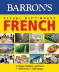 Barron's Visual Dictionary: French (French Language Reference & Language) photo