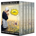 An Amish Country Calamity 5-Book Boxed Set: Lancaster County Yule Goat Calamity, #6 by Ruth Price