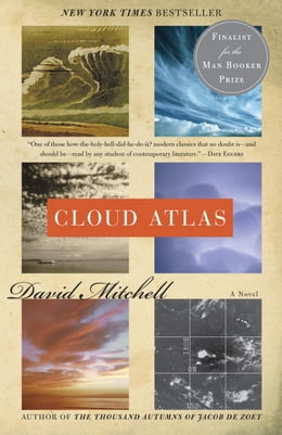 Book Cloud Atlas by David Mitchell