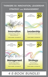 Thinkers 50: Innovation, Leadership, Management and Strategy (EBOOK BUNDLE): Innovation, Leadership…