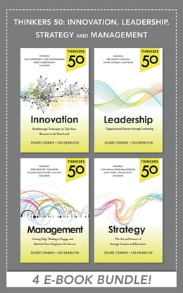 Book Thinkers 50: Innovation, Leadership, Management and Strategy (EBOOK BUNDLE): Innovation, Leadership… by Stuart Crainer