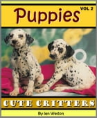 Puppies - Volume 2: A Photo Collection of Adorable, Cuddly Puppies by Jen Weston