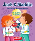 The Planet of the Memoks: Jack & Maddie [Picture book for children] by Bénédicte Carboneill