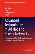 Advanced Technologies in Ad Hoc and Sensor Networks (Telecommunications Technology) photo