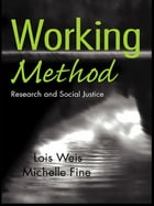 Working Method: Research and Social Justice