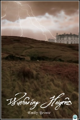 Book Wuthering Heights by Emily Bronte