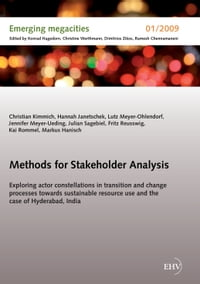 Methods for Stakeholder Analysis: Exploring actor constellations in transition and change processes…