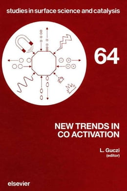 Book New Trends in CO Activation by Guczi, L.