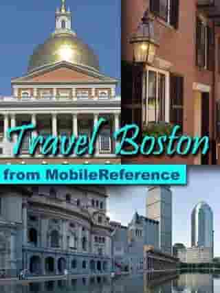 Travel Boston: Illustrated City Guide And Maps. (Mobi Travel)