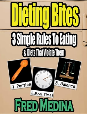 Dieting Bites: 3 Simple Rules To Eating & Diets That Violate Them