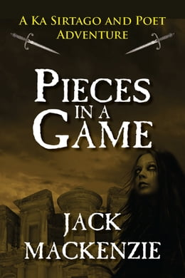 Book Pieces in a Game by Jack Mackenzie
