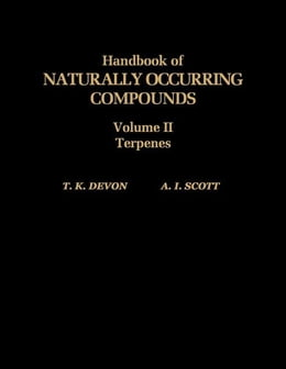 Book Handbook of Naturally Occurring Compounds V2 by Devon, T.K.
