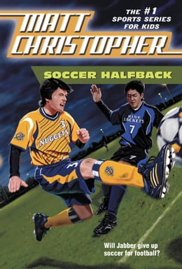 Book Soccer Halfback by Matt Christopher