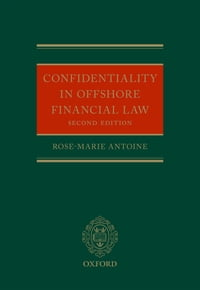 Confidentiality in Offshore Financial Law