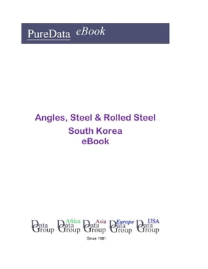 Angles, Steel & Rolled Steel in South Korea