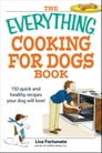The Everything Cooking for Dogs Book Cover Image