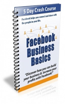 Book Facebook Business Basics by Jimmy Cai