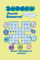 Sudoku Samurai Puzzle, Volume 3 by YobiTech Consulting