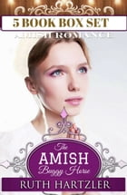 Amish Buggy Horse (5 Book Box Set Complete Series): Amish Romance by Ruth Hartzler