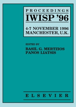 Book Proceedings IWISP '96, 4-7 November 1996; Manchester, UK: Third International Workshop on Image and… by Mertzios, Basil G.