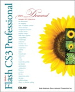 Book Adobe Flash CS3 Professional On Demand by Steve Johnson