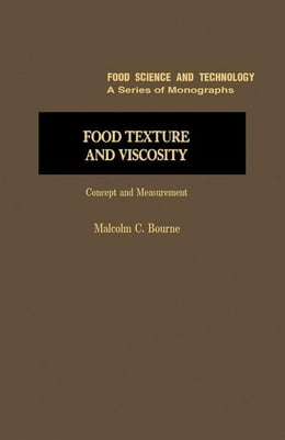 Book Food Texture and Viscosity: Concept and Measurement by Stewart, G.F.