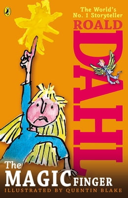 Book The Magic Finger by Roald Dahl
