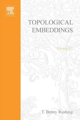 Book Topological embeddings by Rushing, T. Benny