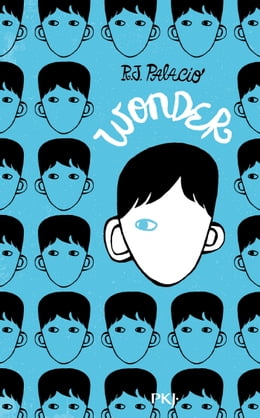 Book Wonder by R.J. PALACIO