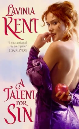 Book A Talent for Sin by Lavinia Kent