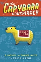 The Capybara Conspiracy Cover Image