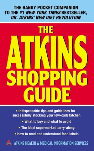 Atkin Diet Book