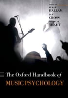 Oxford Handbook of Music Psychology by Susan Hallam