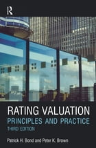 Rating Valuation: Principles and Practice