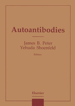 Book Autoantibodies by Peter, J.B.