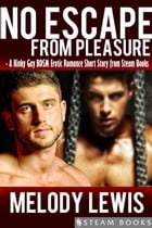 No Escape from Pleasure - A Kinky Gay BDSM Erotic Romance Short Story from Steam Books by Melody Lewis