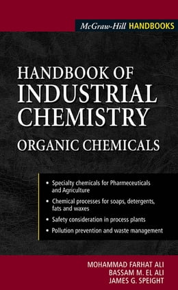 Book Handbook of Industrial Chemistry: Organic Chemicals by M. Ali