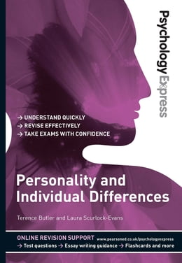 Book Psychology Express: Personality and Individual Differences (Undergraduate Revision Guide) by Dr Terence Butler