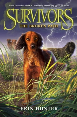 Book Survivors #4: The Broken Path by Erin Hunter
