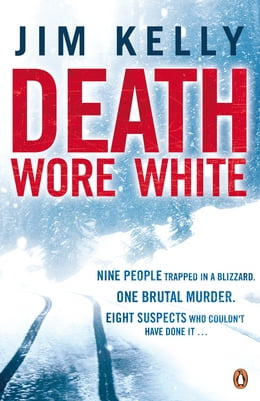 Book Death Wore White by Jim Kelly